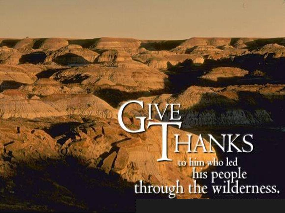 thanksgiving sermon illustrations free
