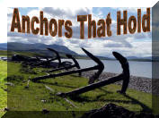 Anchors That Hold PowerPoint Sermon