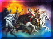 4 Horsemen Sermon with PowerPoint