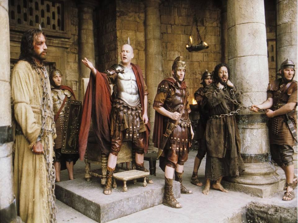 Jesus Before Pontius Pilate