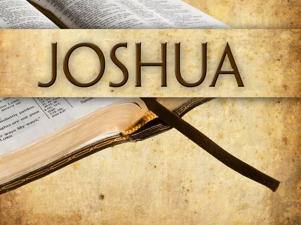 Joshua Conquest And Commitment Free Powerpoint Sermons