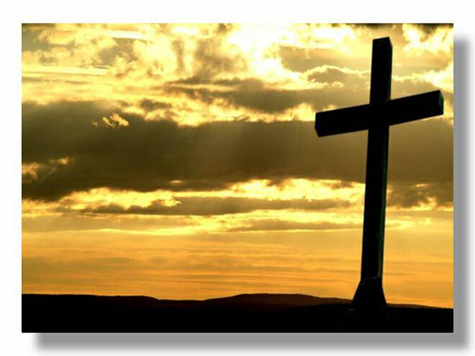 Cross of Christ, Calvary - free PowerPoint Sermons by Pastor