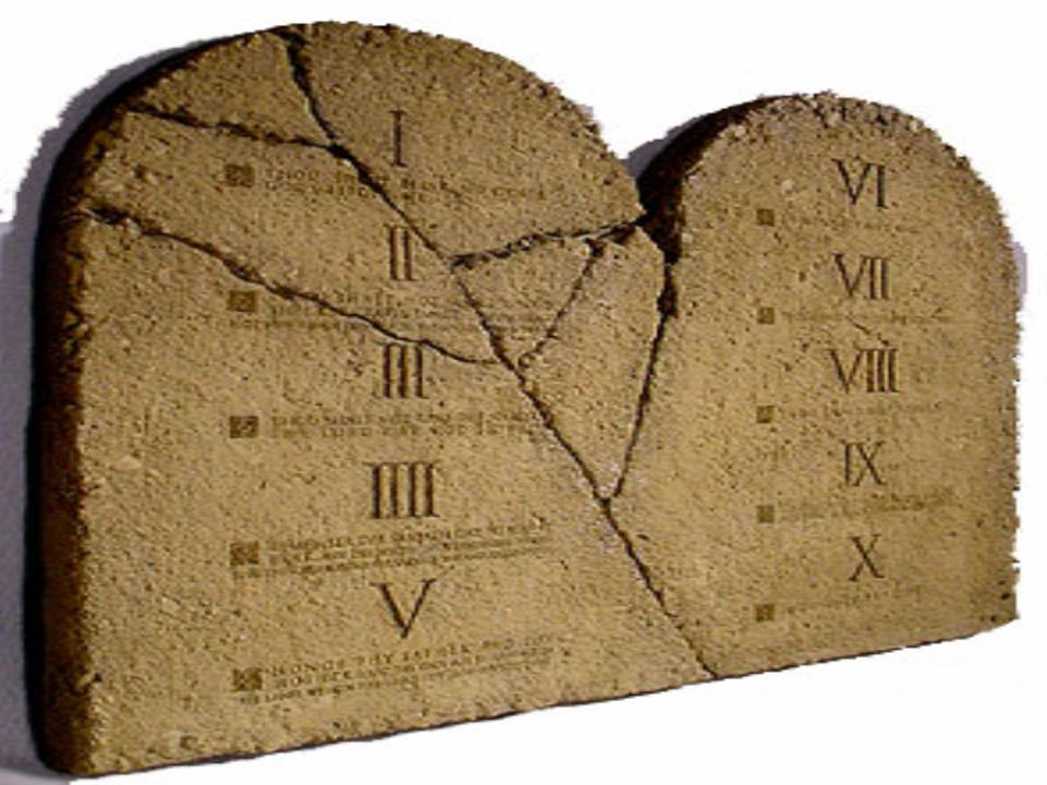 The Day Moses Broke all 10 Commandments, Exodus 32, breaking tablets of stone - free PowerPoint Sermons by Pastor Jerry Shirley Message Bible Study Manuscripts Notes Helps