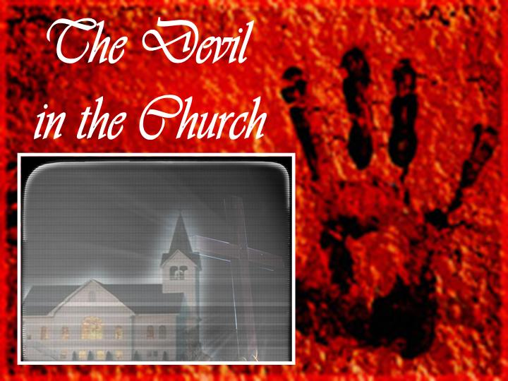 Devil in the Church