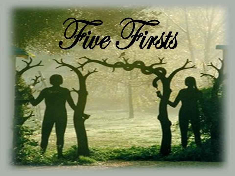 Five Firsts in Genesis 3 - Satan, Sin, Saviour, Sentence