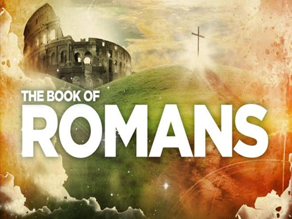 The Greatest Book in the Bible, Romans 1, free PowerPoint