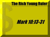 Mark 10 PowerPoint Sermon