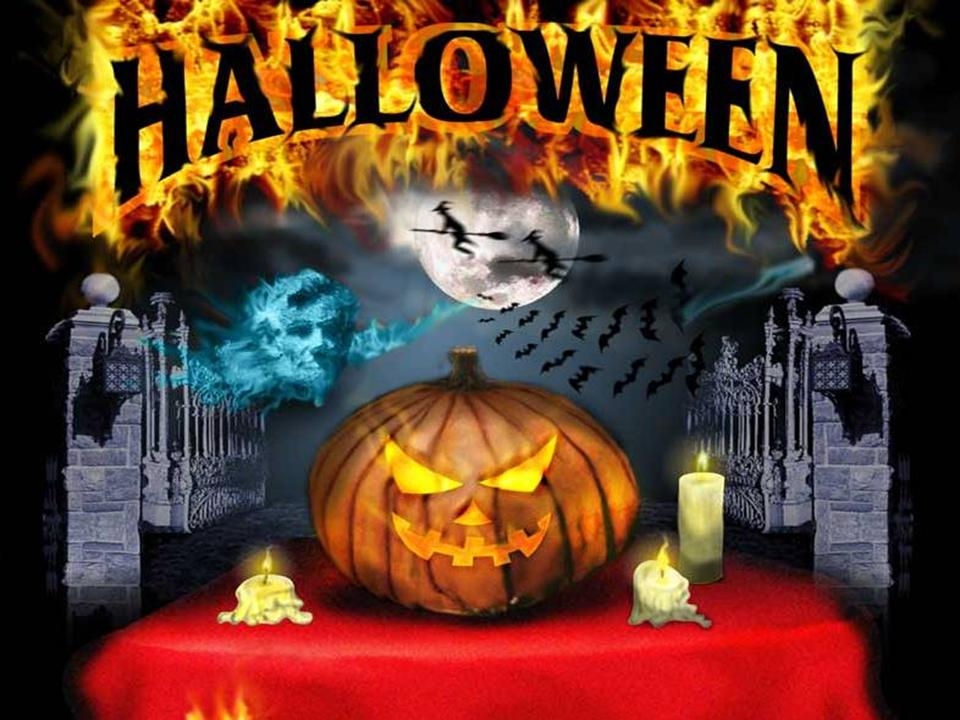 Should Christians Celebrate Halloween? free PowerPoint Sermons by ...