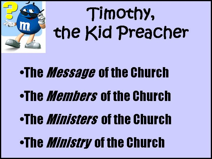 Grace Baptist Church - Sermons By Email