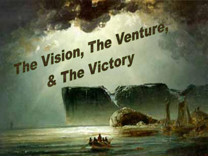 The Vision, Venture, and Victory - Acts 16 - sermons by Pastor Jerry