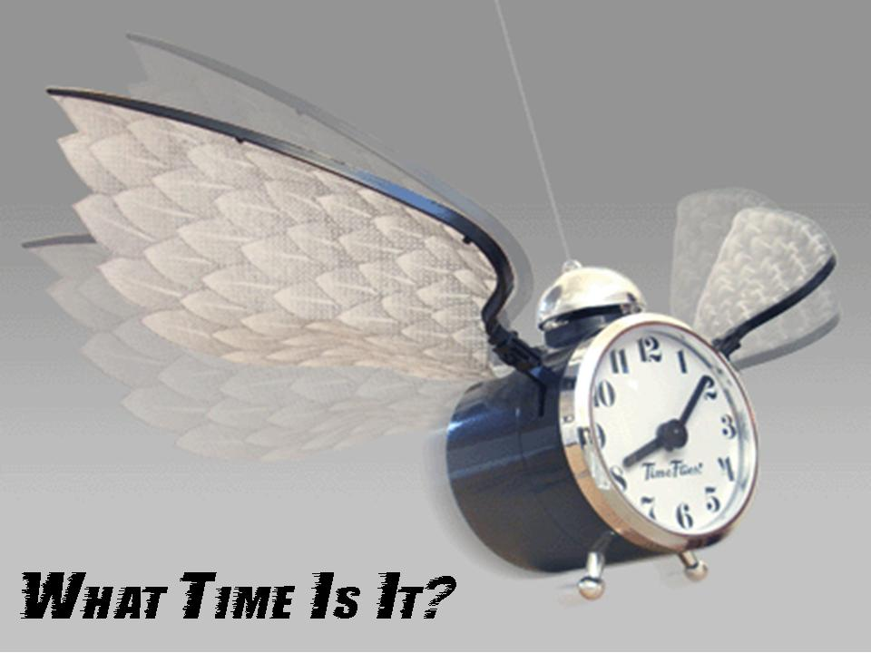 What Time is It? Romans 13:11-14, urgency, free PowerPoint
